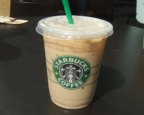 Iced Coffee Starbucks iced coffee roundup mcdonald s starbucks and dunkin donuts serious eats