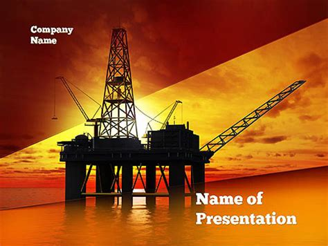 templates for oil and gas ppt oil and gas powerpoint templates and backgrounds for your