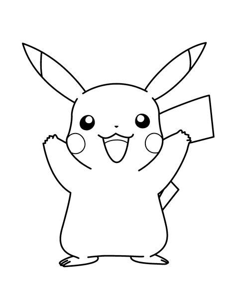 coloring pages of mega pikachu pokemon advanced malvorlagen malen pinterest pok 233 mon