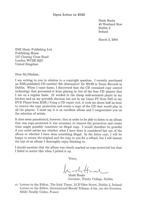 emi letter jpg legal letter real state pinterest