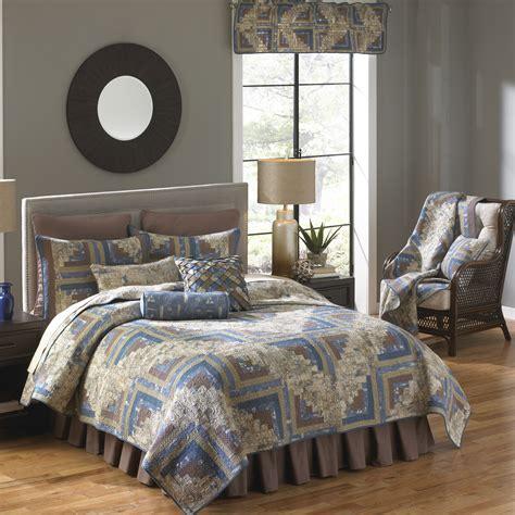 donna sharp bedding nautical log cabin by donna sharp quilts