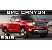 2018 GMC Canyon  YouTube