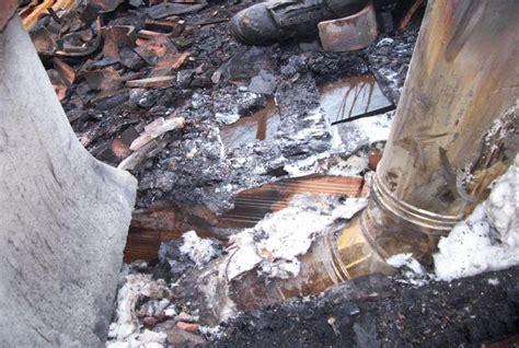 canna fumaria esterna per camino rischio di incendio per camini e canne fumarie