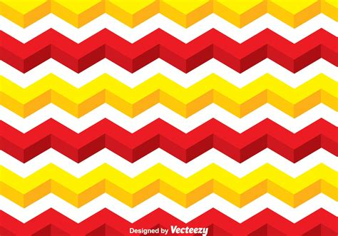 yellow line pattern yellow and red line chevron pattern download free vector