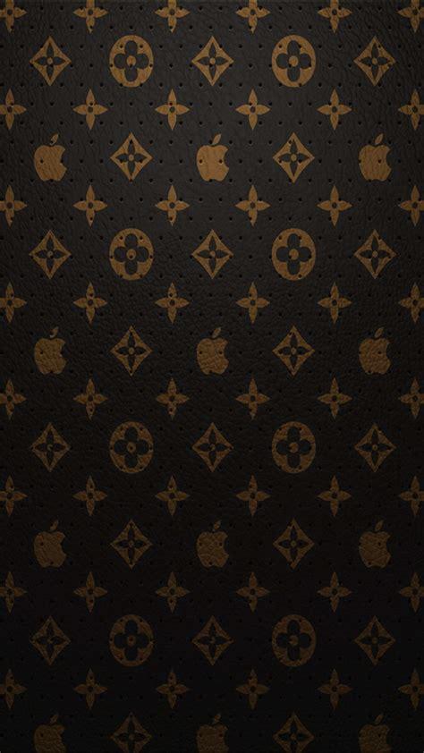 Louis Vuitton Lv Black White Logo Iphone 5 5s 5c 6 6s 7 Plus gucci apple iphone wallpaper