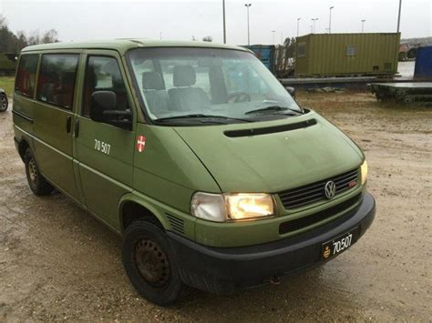 volkswagen syncro 4x4 vw transporter 4x4 syncro equipment used by the army for