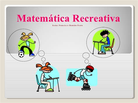 imagenes matematicas recreativas matematica recreativa