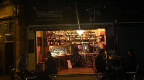 The Wine Pantry by The Rise Of The The New Frontier Of Wines And