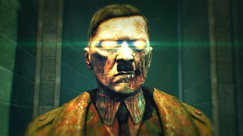nazi zombie army trilogy survival horror shooter