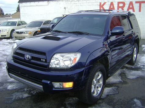 2006 Toyota 4runner Reviews 2006 Toyota 4runner Trim Information Cargurus