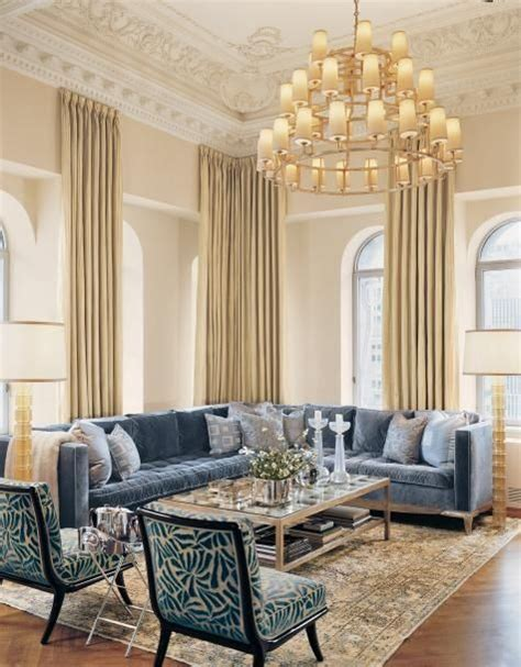 17 extremely amazing interior designs with gold blue