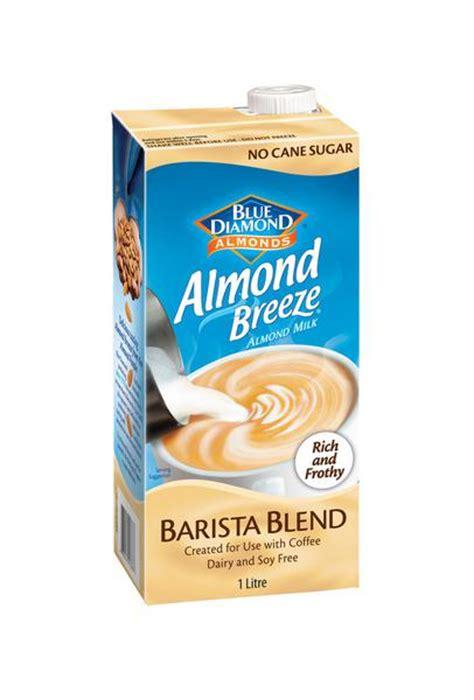 Almond Milk 1l barista blend almond milk in 1l from blue