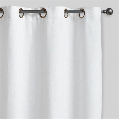 white canvas shower curtain white canvas shower curtain with grommets curtain