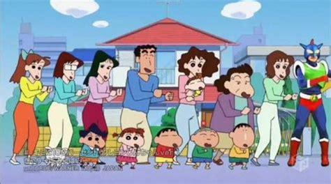 Crayon Shin Chan Family shinchan official on quot shinchan s characters all