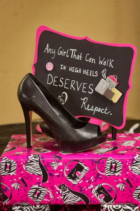 high heel birthday decorations 17 best images about high heel themed on