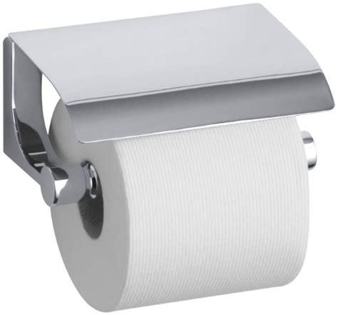 covered toilet paper holder kohler k 11584 cp loure covered toilet tissue holder