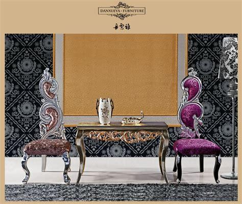 royal silver neo rococo luxury fabulous modern baroque