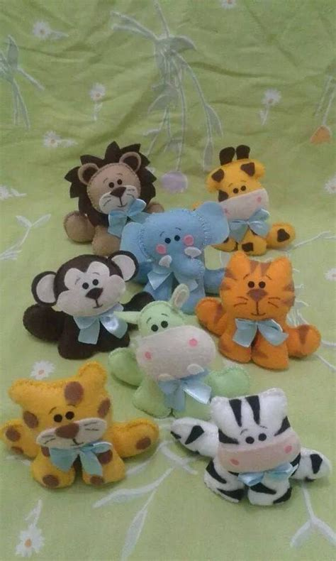 pattern for felt animals cute felt animals pattern embroidery sewing etc
