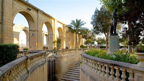 garden decoration malta giardini di barrakka superiore punti di interesse a la