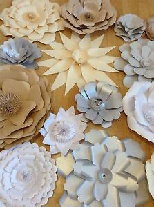Large Paper Flowers For Weddings by Large Paper Flowers Wedding Flowers Photo Backdrop Flower