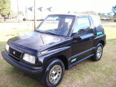 how cars engines work 1994 geo tracker navigation system 1994 geo tracker convertible sidekick runs great towing low miles for sale photos technical