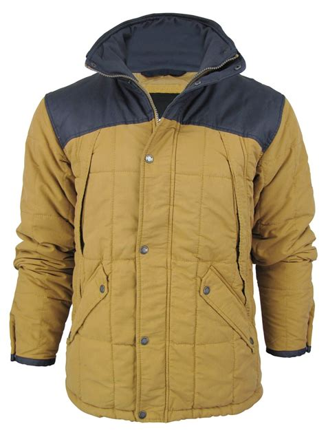 bench winter coat mens winter jacket coat merci by bench ebay