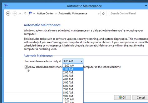 modify scheduled tasks in windows 8 and windows server 2012 how to set new schedule time for windows 8 automatic