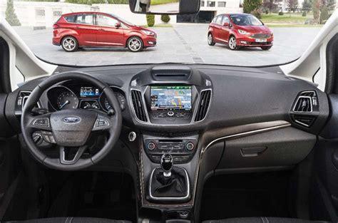 interni ford c max ford c max facelift 2015 foto allaguida