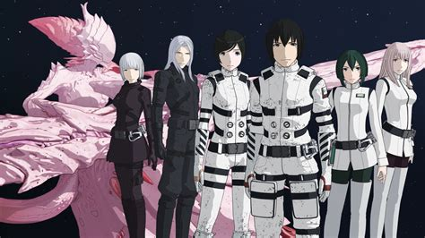 knights of sidonia knights of sidonia netflix official site