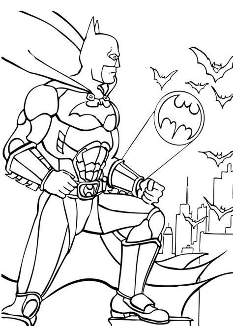 batman coloring pages hellokids com enjoy coloring the batman with bats coloring page on