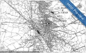 stafford photos maps books memories francis frith