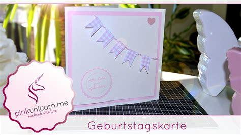 Geburtstagskarten Selber Machen 1681 by Geburtstagskarte Basteln Newbornkarte Basteln Diy