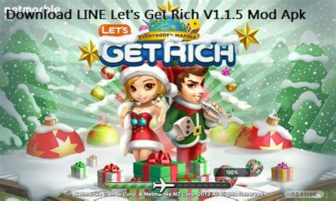 download game mod get rich apk download line let s get rich v1 1 5 mod apk