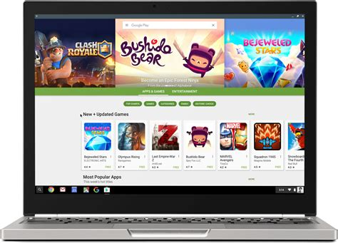android apps on play confirms that the play store and a million android apps are coming to chrome os