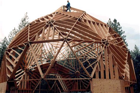 Houses With Cupolas Timberline Geodesics