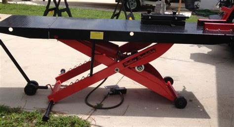 motorcycle lift table for sale redline motorcycle lifts for sale us craigslist ads