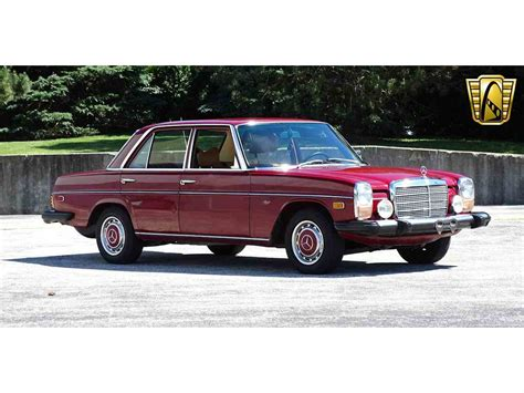 1976 Mercedes 240d by 1976 Mercedes 240d For Sale Classiccars Cc 991326