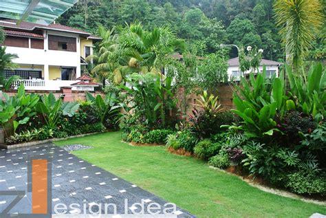 Concept Design For Tropical Garden Ideas Tropical Outdoor Living Tropical Garden Design Build Maintenance