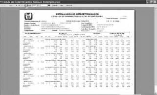 El reporte resumen de liquidaci 243 n mismo que debe guardarse en el