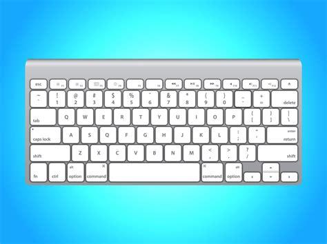 Keyboard Laptop Apple white apple keyboard