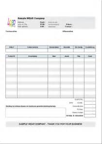 accommodation invoice template hotel invoice template
