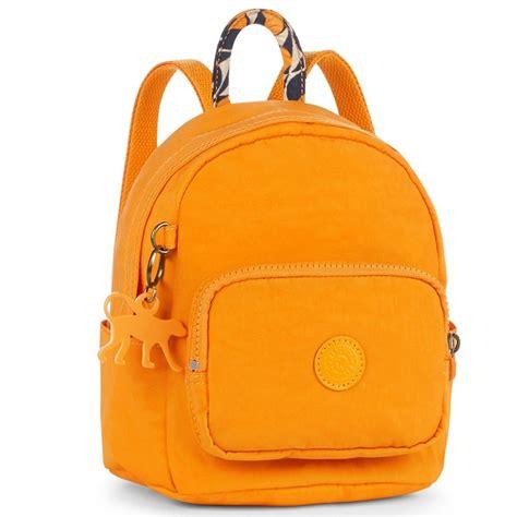 kipling 6691 mini bag kipling mini backpack sunset yellow c accessories bags
