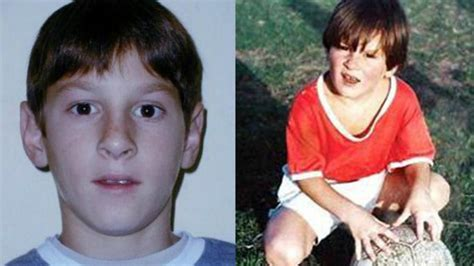 messi born new baby lionel messi a career in photos