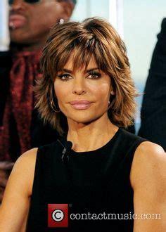 can regis nfblvd cut a lisa rinna hair cut like a shorter shag the bangs are usually cut to match