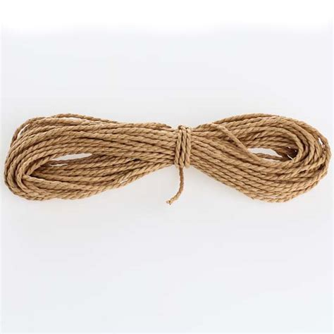 Supplies For String - decorative poly twine wire rope string