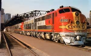 Trains In America by The American Railroads