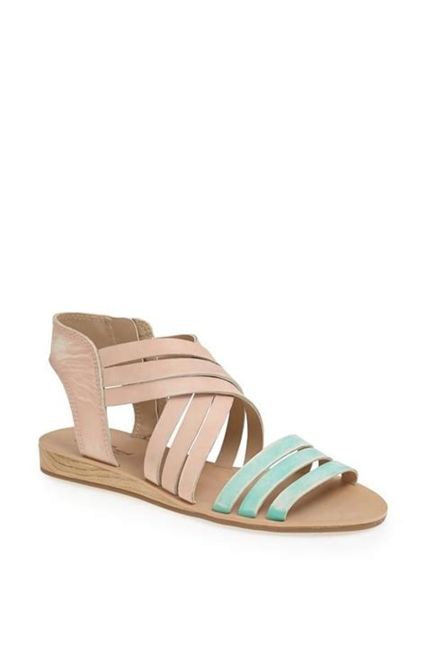 mint colored sandals 25 best mint sandals ideas on mint green