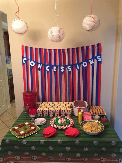 baseball themed corporate events baseball themed birthday party luke first bday
