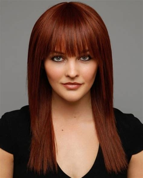 Hairstyle Hair 2015 by 2015 Hair Styles With Bangs