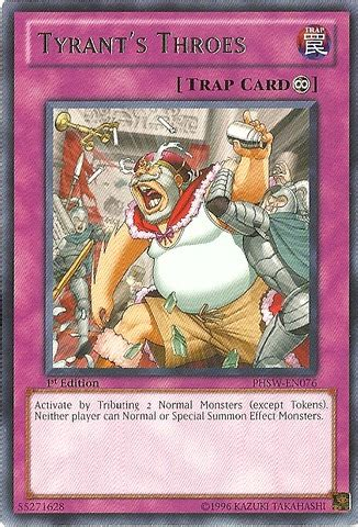Kartu Yugioh Prior Of The Barrier Common tyrant s throes phsw en076 unlimited edition yu gi oh singles 187 photon shockwave